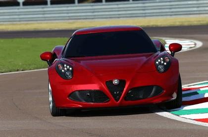 2013 Alfa Romeo 4C 40