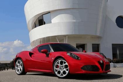 2013 Alfa Romeo 4C 55