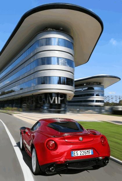 2013 Alfa Romeo 4C 60