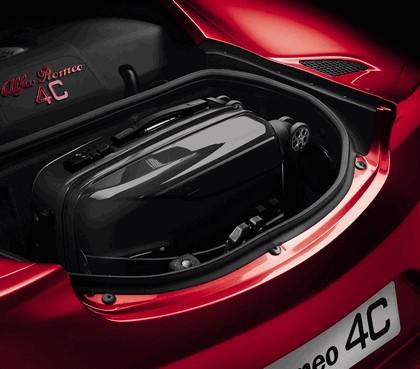 2013 Alfa Romeo 4C 62