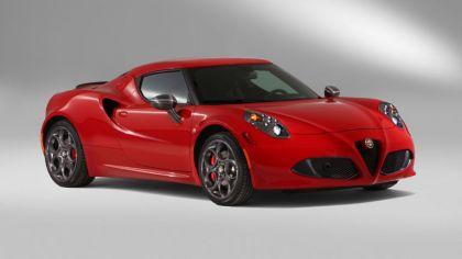 2013 Alfa Romeo 4C 5