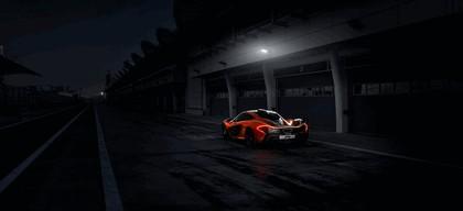 2013 McLaren P1 10