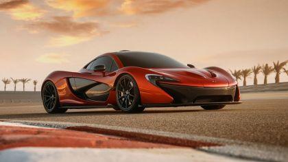 2013 McLaren P1 6