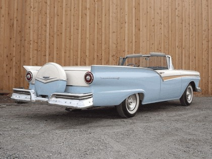 1957 Ford Fairlane 500 Skyliner retractable hardtop 5