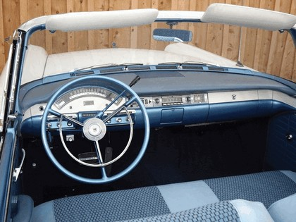 1957 Ford Fairlane 500 Skyliner retractable hardtop 13