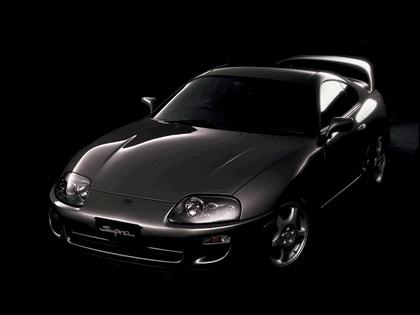 1996 Toyota Supra ( JZA80 ) RZ 1