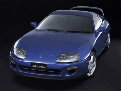 1996 Toyota Supra ( JZA80 ) RZ 2