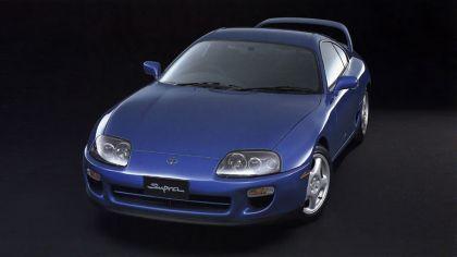 1996 Toyota Supra ( JZA80 ) RZ 8