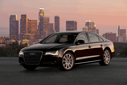 2013 Audi A8 3.0T - USA version 1