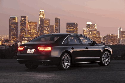 2013 Audi A8 3.0T - USA version 2