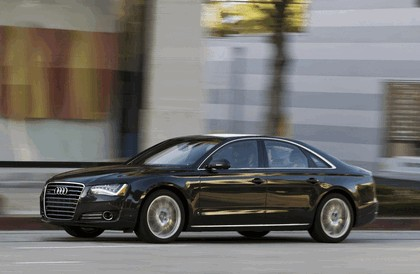 2013 Audi A8 3.0T - USA version 4