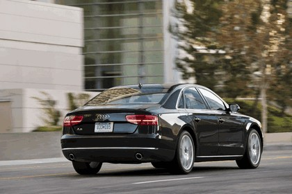 2013 Audi A8 3.0T - USA version 5