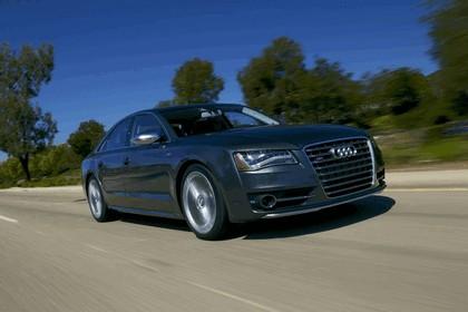 2013 Audi S8 4.0 TFSI - USA version 11