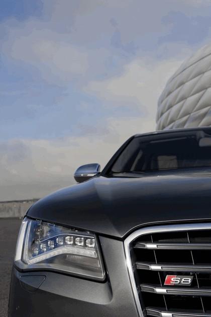 2013 Audi S8 4.0 TFSI - USA version 25