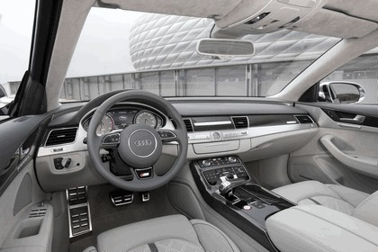 2013 Audi S8 4.0 TFSI - USA version 43