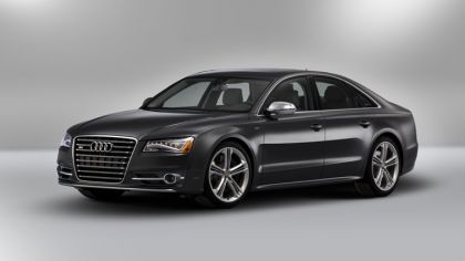 2013 Audi S8 4.0 TFSI - USA version 7