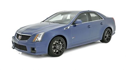 2013 Cadillac CTS Stealth Blue Edition 7