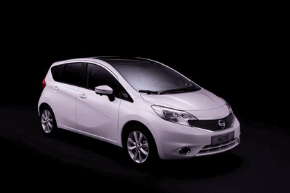 2013 Nissan Note ( E12 ) 1