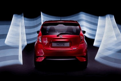 2013 Nissan Note ( E12 ) Dynamic - UK version 6