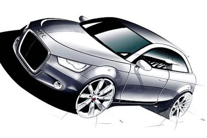 2007 Audi A1 1