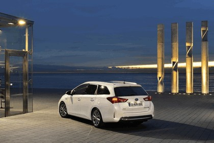 2013 Toyota Auris Touring Sports 15