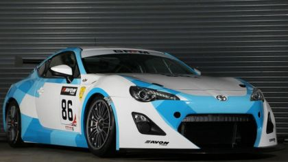 2013 Toyota GT86 GT4 1