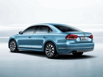 2013 Volkswagen Passat BlueMotion - China version 2