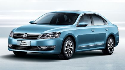2013 Volkswagen Passat BlueMotion - China version 5