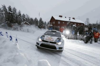 2013 Volkswagen Polo R WRC - Sweden 2