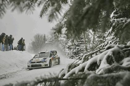 2013 Volkswagen Polo R WRC - Sweden 3