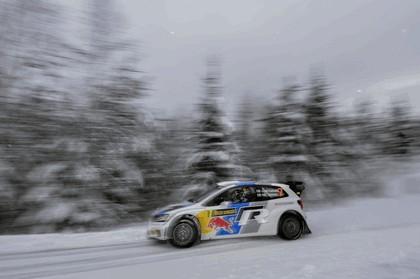 2013 Volkswagen Polo R WRC - Sweden 4