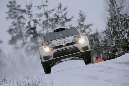 2013 Volkswagen Polo R WRC - Sweden 6