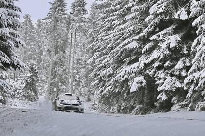 2013 Volkswagen Polo R WRC - Sweden 7