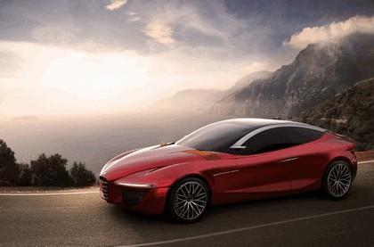 2013 Alfa Romeo Gloria concept by IED 1