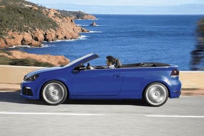 2013 Volkswagen Golf ( VII ) R cabriolet 6