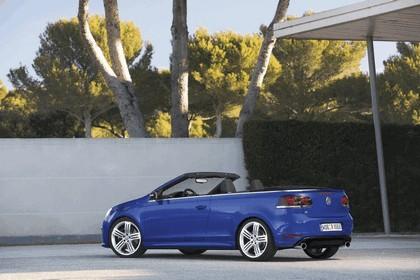 2013 Volkswagen Golf ( VII ) R cabriolet 9