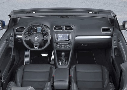2013 Volkswagen Golf ( VII ) R cabriolet 12