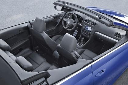2013 Volkswagen Golf ( VII ) R cabriolet 13