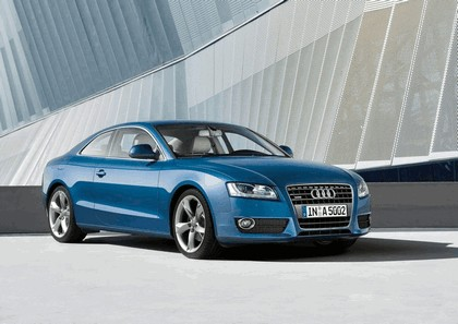 2007 Audi A5 3.0 TDI quattro 1