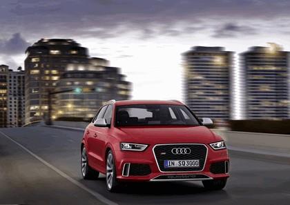 2013 Audi RS Q3 5