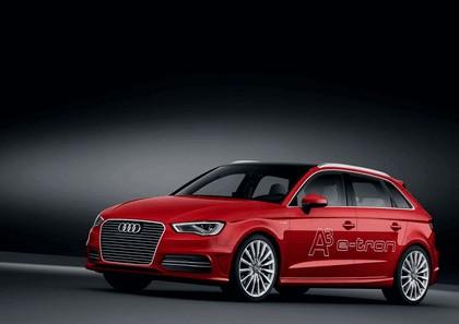2013 Audi A3 e-tron 1