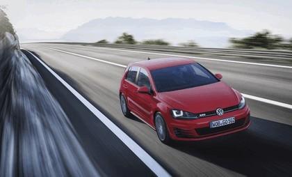 2013 Volkswagen Golf ( VII ) GTD 3