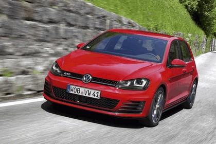 2013 Volkswagen Golf ( VII ) GTD 9