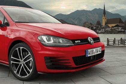 2013 Volkswagen Golf ( VII ) GTD 17