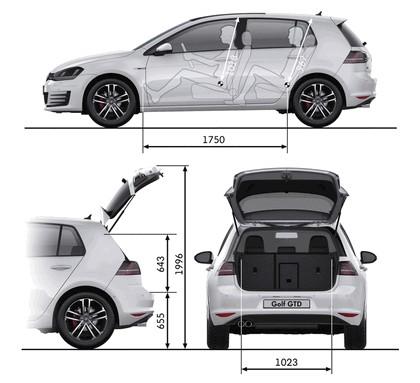 2013 Volkswagen Golf ( VII ) GTD 27
