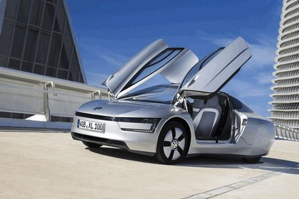 2013 Volkswagen XL1 2