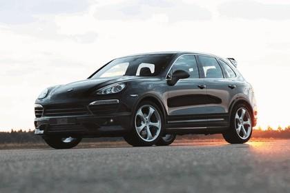 2013 Porsche Cayenne ( 958 ) S Diesel by TechArt 5
