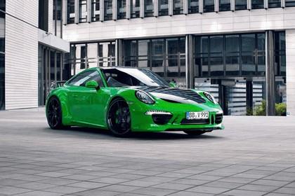 2013 Porsche 911 ( 991 ) Carrera 4S by TechArt 1