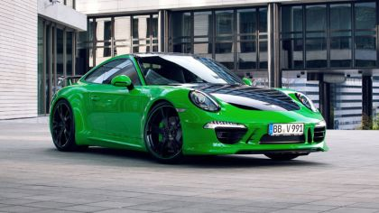2013 Porsche 911 ( 991 ) Carrera 4S by TechArt 1