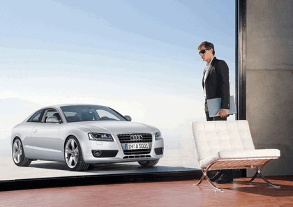 2007 Audi A5 3.2 18